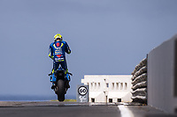 ANDREA IANNONE - ITALIAN - TEAM SUZUKI ECSTAR - SUZUKI<br /> Phillip Island ( Melbourne ) 27-10-2018 <br /> Moto Gp Australia <br /> Foto Vincent Guignet / Panoramic / Insidefoto