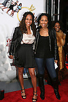 Guiding Light's Yvonna Wright and Kim Brockington & Phynjuar attend the premiere of Tyler Perry's Why Did I Get Married Too? on March 22, 2010 at the School Of Visual Ats Theater, New York City, NY. (Photos by Sue Coflin/Max Photos)