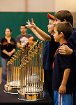 World Champions Trophy Tour - SF Giants - Antioch, California - 2015