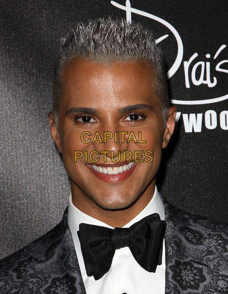 JAY MANUEL.E! Oscar Viewing And After Party held At Drai's at The W Hotel, Hollywood, California, USA..March 7th, 2010.headshot portrait bow tie black.CAP/ADM/KB.©Kevan Brooks/AdMedia/Capital Pictures.