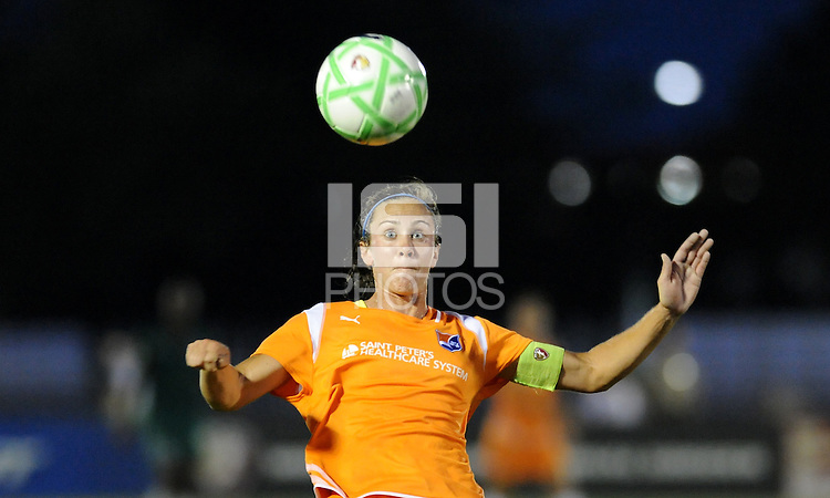 Kelley Dowling ,.Saint Louis Athletica defeated Sky Blue F.C 1-0, at Anheuser-Busch Soccer Park, Fenton, MO.