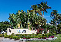 The Hilton Resort and Spa on Marco Island in Florida.