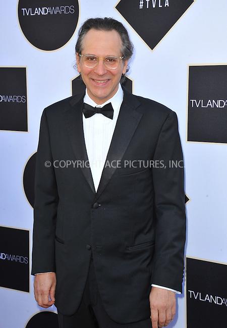 WWW.ACEPIXS.COM<br /> <br /> April 11 2015, LA<br /> <br /> Jason Katims arriving at the 2015 TV Land Awards at the Saban Theatre on April 11, 2015 in Beverly Hills, California.<br /> <br /> By Line: Peter West/ACE Pictures<br /> <br /> <br /> ACE Pictures, Inc.<br /> tel: 646 769 0430<br /> Email: info@acepixs.com<br /> www.acepixs.com
