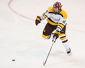 Max Tardy (Duluth - 19) - The University of Minnesota Duluth Bulldogs defeated the University of Maine Black Bears 5-2 in their NCAA Northeast semifinal on Saturday, March 24, 2012, at the DCU Center in Worcester, Massachusetts.
