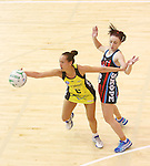 ANZ Championship The Mainland Tactix v Central Pulse, Saxton Stadium, Nelson, New Zealand, 11 May 2014, Photo: Evan Barnes/ www.shuttersport.co.nz