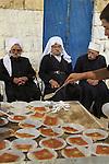 Israel, Upper Galilee, Druze pilgrimage to Nabi Sabalan