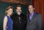 Mandy Bruno & Robert Bogue at Gala Awards Night - Closing Night - Hoboken International Film Festival held June 5, 2014 at the Paramount Theatre, Middletown, New York. (Sue Coflin/Max Photos)