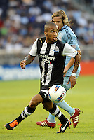 Sporting Kansas City vs Newcastle United July 20 2011