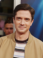 WESTWOOD, CA - APRIL 11: Topher Grace attends the premiere of 20th Century Fox's 'Breakthrough' at Westwood Regency Theater on April 11, 2019 in Los Angeles, California.<br /> CAP/ROT/TM<br /> &copy;TM/ROT/Capital Pictures