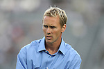 19 May 2007: Kansas City assistant coach Chris Henderson. The Colorado Rapids and the Kansas City Wizards played to a 1-1 tie at Dick's Sporting Goods Park in Commerce City, Colorado in a Major League Soccer 2007 regular season game.