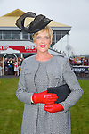 Mary Houlihan, Listowel Best Dressed lady Winner at the Listowel Races on Friday