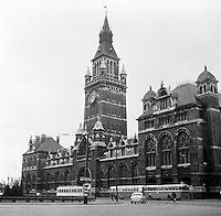 1965. Zuidstation in Antwerpen