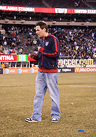 halftime trivia. The USMNT tied Argentina, 1-1, at the New Meadowlands Stadium in East Rutherford, NJ.