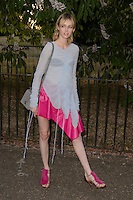 Edie Campbell at The Serpentine Gallery Summer Party 2015 at The Serpentine Gallery, London.<br /> July 2, 2015  London, UK<br /> Picture: Dave Norton / Featureflash