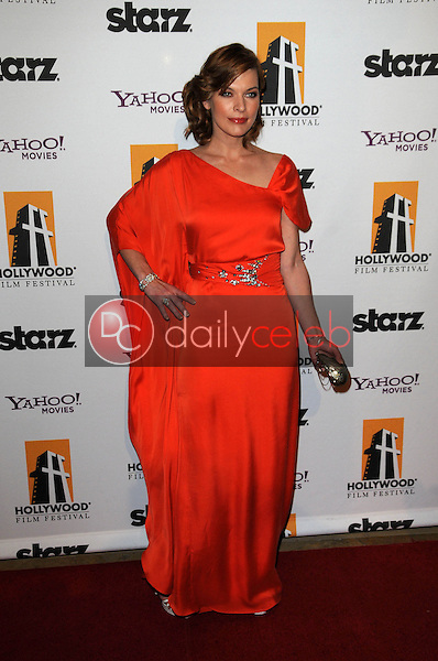 Milla Jovovich<br />
