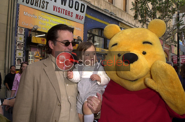 Andy Garcia and son