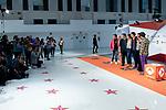 Soraya, Carlos Latre, Manel Fuentes, Chenoa and Jose Corbacho attends to presentation of new season of 'Tu cara me suena' during FestVal in Vitoria, Spain. September 06, 2018. (ALTERPHOTOS/Borja B.Hojas)