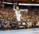 12.01.2019, Mercedes Benz Arena, Berlin, GER, Germany vs. Brazil, im Bild Patrick Groetzki (GER #24)<br /> <br />      <br /> Foto &copy; nordphoto / Engler