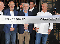 MAY 15 Nobu Hotel Shoreditch official launch party
