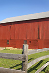 Barn, Washington's Crossing State Park, Bucks County, Pennsylvania
