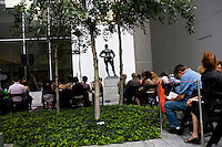 MOMA Sculpture Garden 2006
