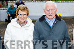 Thomas and Bride McElligott (Lixnaw), enjoying Pattern Day in Ballyheigue, on Saturday last.