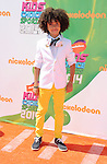 LOS ANGELES, CA- JULY 17:  DJ Fulano attends Nickelodeon Kids' Choice Sports Awards 2014 at Pauley Pavilion on July 17, 2014 in Los Angeles, California.