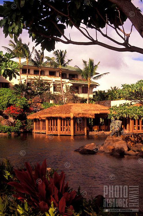 Grand Hyatt Kauai Resort and Spa, Poipu Beach, Kauai