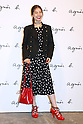 Ayana Miyamoto, Apr 7, 2016 : agnes b. fashion show a whole story in Tokyo, Japan on April 7. (Photo by Sho Tamura/AFLO)