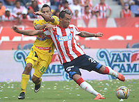 Atletico Junior vs Atletico Huila 10-05-2015