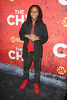 03 January 2018 - Los Angeles, California - Michael Epps. Showtime's &quot;The Chi&quot; Los Angeles Premiere held at Downtown Independent.     <br /> CAP/ADM/FS<br /> &copy;FS/ADM/Capital Pictures