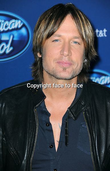 Keith Urban at The American Idol Premiere Event at Royce Hall UCLA, in Westwood, California, 09.01.2013...Credit: MediaPunch/face to face..- Germany, Austria, Switzerland, Eastern Europe, Australia, UK, USA, Taiwan, Singapore, China, Malaysia and Thailand rights only -