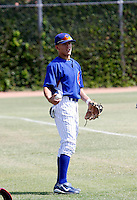 Logan Watkins / AZL Cubs..Photo by:  Bill Mitchell/Four Seam Images