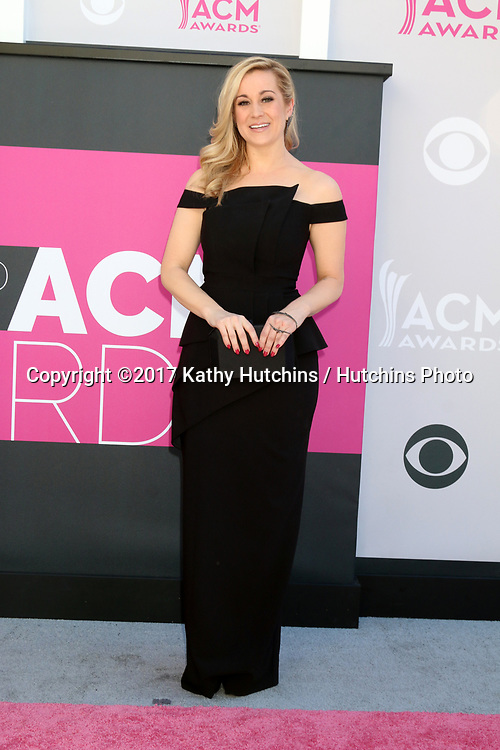 LAS VEGAS - APR 2:  Kellie Pickler at the Academy of Country Music Awards 2017 at T-Mobile Arena on April 2, 2017 in Las Vegas, NV