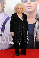 "NEW YORK - JUNE 25:  Actress Doris Roberts attends the premiere of Tyler Perry's ""Madea's Witness Protection"" at the AMC Lincoln Square Theater on June 25, 2012 in New York City. (Photo by MPI81 / Mediapunchinc) *NORTEPHOTO* **SOLO*VENTA*EN*MEXICO** **CREDITO*OBLIGATORIO** **No*Venta*A*Terceros** **No*Sale*So*third** *** No*Se*Permite Hacer Archivo** **No*Sale*So*third** *Para*más*información:*email*NortePhoto@gmail.com*web*NortePhoto.com*"