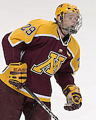 Ryan Stoa - The University of Minnesota Golden Gophers defeated the University of North Dakota Fighting Sioux 4-3 on Friday, December 9, 2005, at Ralph Engelstad Arena in Grand Forks, North Dakota.
