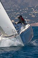 Esp 8413  .Pajuelin XIII-Benidorm  .Miguel Noriega  .Luis Noriega  .CN Benidorm  .Salona37 .XXII Trofeo 200 millas a dos - Club Náutico de Altea - Alicante - Spain - 22/2/2008