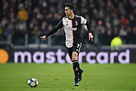 Cristiano Ronaldo of Juventus during the UEFA Champions League match at Juventus Stadium, Turin. Picture date: 26th November 2019. Picture credit should read: Jonathan Moscrop/Sportimage