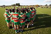 Counties Manukau Premier 1 Club Rugby game between Karaka and Waiuku, played at the Karaka Sports Park on Saturday May 11th 2019. Karaka won the game 33 - 14 after leading 14 - 7 at halftime.<br /> Photo by Richard Spranger.
