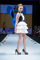 Art Hearts Fashion LAFW 2015 Runway Show on Oct. 8, 2015 (Photo by Inae Bloom/Guest of a Guest)