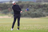 Matthew Southgate (ENG) on the 17th fairway during Round 4 of the Alfred Dunhill Links Championship 2019 at St. Andrews Golf CLub, Fife, Scotland. 29/09/2019.<br /> Picture Thos Caffrey / Golffile.ie<br /> <br /> All photo usage must carry mandatory copyright credit (© Golffile | Thos Caffrey)