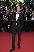 Adrien Brody at the premiere for &quot;Ismael's Ghosts&quot; at the opening ceremony of the 70th Festival de Cannes, Cannes, France. 17 May 2017<br /> Picture: Paul Smith/Featureflash/SilverHub 0208 004 5359 sales@silverhubmedia.com