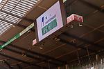 14.06.2019, Wohninvest Weserstadion, Bremen, GER, 1.FBL, Werder Bremen Partnerschaft mit Wohninvest, <br /> <br /> Werder Bremen hat die Namensrecht für 10 Jahre an die Wohninvest in Stuttgart verkauft. Das Stadiuon wird künftig wohninvest Weserstadion heißen<br /> im Bild<br /> <br /> Stadionanzeige <br /> <br /> Foto © nordphoto / Kokenge