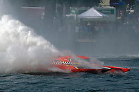 """Jimmy King, GP-10 """"The Charger"""" (Grand Prix Hydroplane(s)<br /> <br /> Régates de Valleyfield<br /> Salaberry Valleyfield, Québec Canada <br /> 10-12 July, 2015<br /> <br /> ©2015, Sam Chambers"""