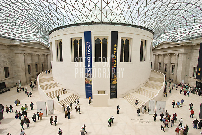 The Great Hall, British Museum, London