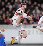 Fussball, Uefa Champions League 2009/2010: VFB Stuttgart - FC Unirea Urziceni