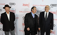 www.acepixs.com<br /> <br /> November 15 2017, LA<br /> <br /> (L-R) Bill Murray, Dan Aykroyd and Chevy Chase arriving at the Television Academy's 24th Hall of Fame Ceremony at the Saban Media Center on November 15, 2017 in Los Angeles, California.<br /> <br /> By Line: Peter West/ACE Pictures<br /> <br /> <br /> ACE Pictures Inc<br /> Tel: 6467670430<br /> Email: info@acepixs.com<br /> www.acepixs.com