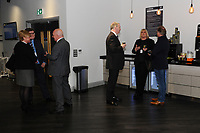 Pictured: During the Swansea City Business Network day at the Fairwood Training Ground Thursday 21 February 2019<br /> Re: