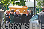 Funeral of Padraig Kennelly Senior founder of Kerry's Eye