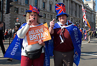 BREXIT Protest in London (Leave means Leave) -  29.03.2019 - AS